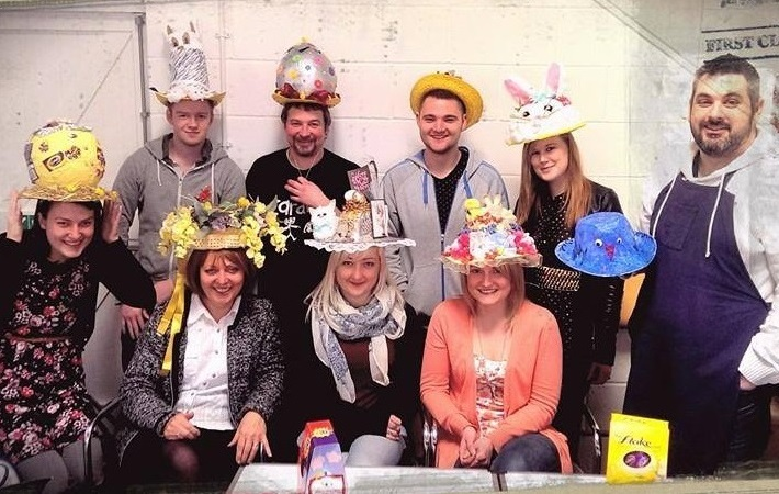 Easter Bonnet Competition!