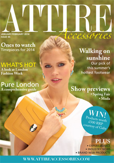 Attire Accessories January/February 2014