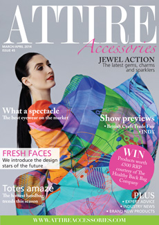 Attire Accessories March April 2014