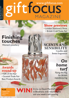 Gift Focus March/April2014