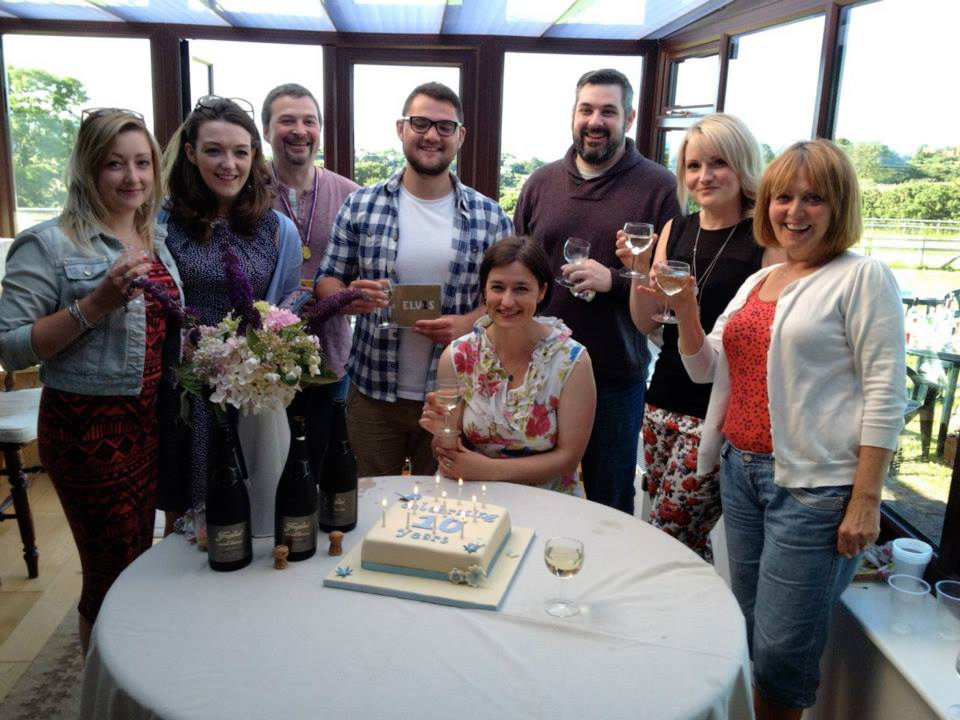 KateHH Studio celebrate 10 years of business!