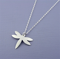 Picture of Aluminium Petite Dragonfly Necklace JS22-A