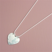Picture of Summer Sorbet Round Heart Necklace