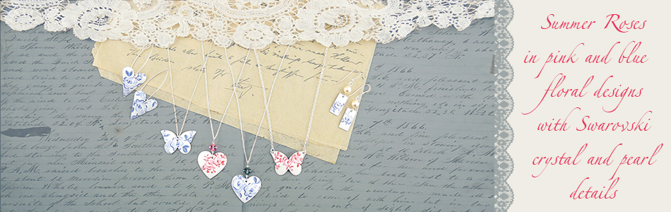 Summer Roses Jewellery