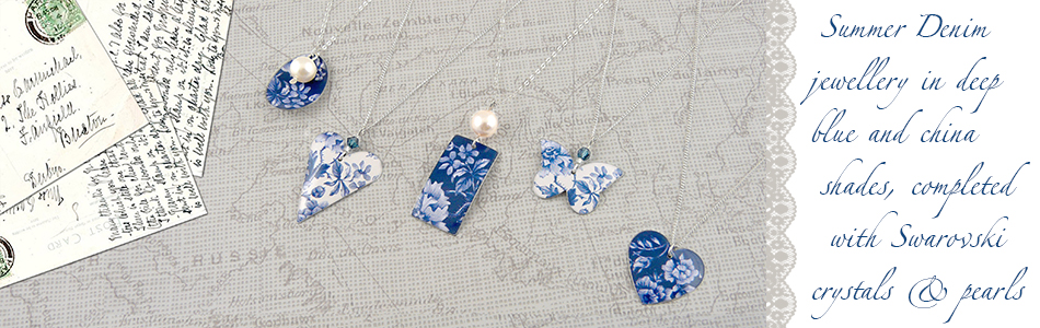 Summer Denim Jewellery