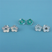 Picture of Petite Flower Studs