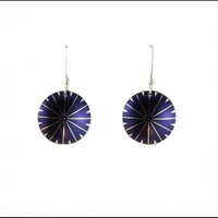 Picture of  Moon Earrings (Short Earwires)