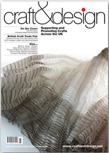 craft&design March/April 2014