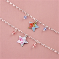 Picture of Child's Star & Crystal Bracelet