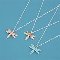 Picture of Petite Dragonfly Necklace