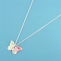 Picture of Petite Butterfly Necklace
