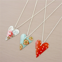 Picture of Slim Heart Necklace