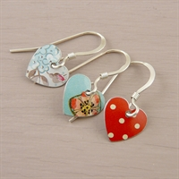 Picture of Round Heart Earrings JE1