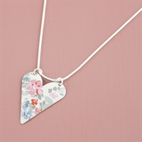 Picture of Valentine's Slim Heart Necklace