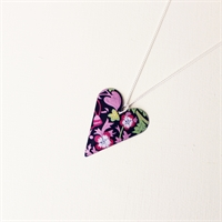 Picture of Liberty Slim Heart Necklace