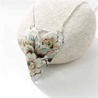 Picture of Emily Jane Large Heart Necklace JS13