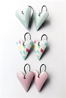 Picture of Fiesta Medium Heart Earrings