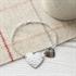 Picture of Tartan Two Hearts Bracelet