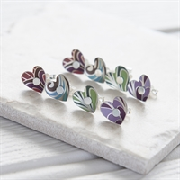 Picture of Paradise Small Heart Studs