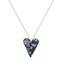 Picture of Jasmine Slim Heart Necklace