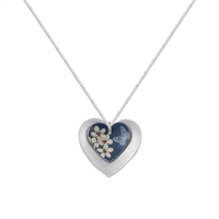 Picture of Jasmine Double Heart Pendant