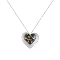 Picture of Willow Double Heart Pendant