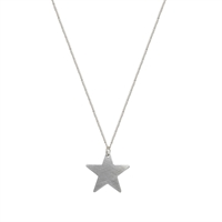Picture of Eco Aluminium Star Necklace