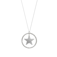 Picture of Eco Star Circle of Life Necklace