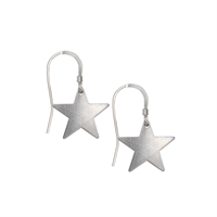Picture of Eco Aluminium Star Earrings