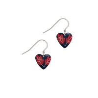 Picture of Ava Heart Earrings