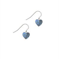 Picture of Kyoto Sky Small Heart Earrings